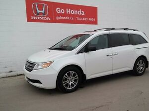 2013 Honda Odyssey EXL, LEATHER, 7 SEATS, ALLOYS, POWER DOORS