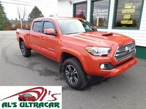 2016 Toyota Tacoma TRD Sport Double Cab only $299 bi-weekly!
