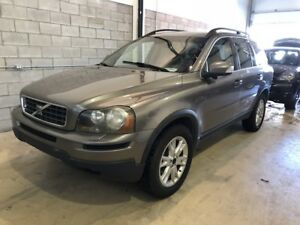 2008 Volvo XC90,, CUIR,, ALL WHEEL DRIVE,, 5 PASSAGERS