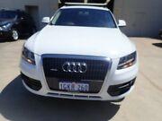 2011 Audi Q5 8R MY12 TDI S tronic quattro White 7 Speed Sports Automatic Dual Clutch Wagon Wangara Wanneroo Area Preview