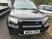 Land Rover Freelander TD4 SE 3 Door 74000 miles 2 owners MOT NOV 17