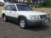1998 Subaru Forester 79V GX AWD 5 Speed Manual Wagon Enfield Port Adelaide Area Preview