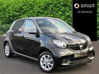 smart forfour PASSION PREMIUM T (black) 2016-09-05