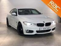2015 64 BMW 4 SERIES 2.0 428I M SPORT 2D AUTO 242 BHP
