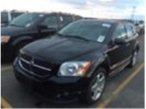 2007 Dodge Caliber R/T AWD, HATCHBACK SUNROOF, ONLY 115K LOW KMS