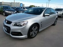 2014 Holden Commodore VF SV6 Silver 6 Speed Automatic Sedan Welshpool Canning Area Preview