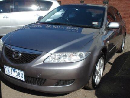 2003 Mazda 6 GG1031 Classic Grey 5 Speed Manual Sedan