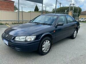 2000 Toyota Camry MCV20R CSi Blue 4 Speed Automatic Sedan St James Victoria Park Area Preview