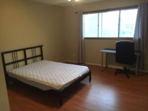 Large furnished main floor room in Silver Springs, walk to LRT
