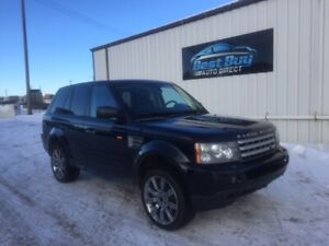 2008 Range Rover Sport Supercharged,no accident great condition!