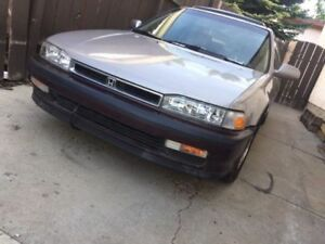 1990 Honda Accord EX-R Coupe (2 door)