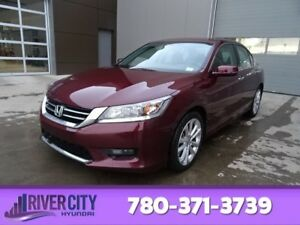 2014 Honda Accord Sedan TOURING Navigation (GPS),  Leather,  Hea