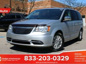 2012 Chrysler Town & Country LIMITED+NAVIGATION+BACKUP CAMERA+SU