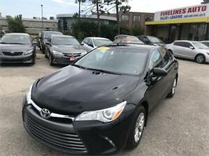 2017 Toyota Camry LE,NO ACCIDENTS