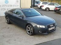 AUDI A5 2.0 TDI SE 2d 168 BHP (FINANCE & WARRANTY AVAILABL (grey) 2009
