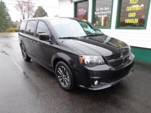 2019 Dodge Grand Caravan GT for only $262 bi-weekly all in!