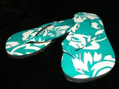 Flip Flops Shoes Sandals Woman Shoe 36 Ethnic 7