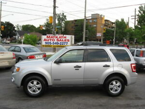 **2008 Ford Escape XLT** Certified & Etested