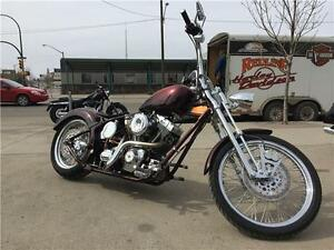 2014 Custom Build Softail Chopper