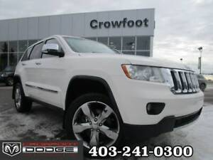 """2011 Jeep Grand Cherokee OVERLAND WITH HEMI """"FULLY LOADED!!"""" 4X4"""