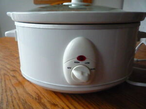 Maxim NSC-350 Oval Slow Cooker