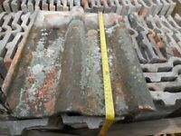 Reclaimed DOUBLE ROMAN CLAY PANTILE