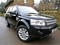 2011 LAND ROVER FREELANDER 2 2.2 SD4 ( 190bhp ) 4X4 HSE