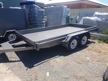 Car Trailer Thomastown Whittlesea Area Preview