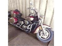 2004 Kawasaki VN1500 Nomad