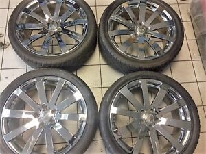 20 INCHES JDM WHEELS BY COSMIC JAPAN