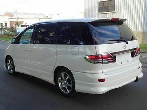 2003 Toyota Estima ESTIMA GLX White 4 Speed Automatic Wagon Taren Point Sutherland Area Preview