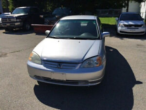 P2001 - 2005 Honda Acura Parts Car