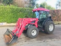 2013 TYM T603 Compact 4wd c/w Loader