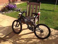 Girls bike 20 inch wheels CHILD'S BIKE Age range approx 6-12