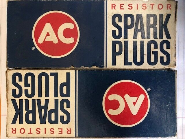 MB42K AC DELCO SPARK PLUGS