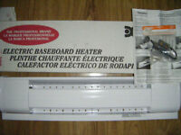Electric baseboard heater for sale