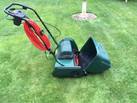 MINT CONDITION NEVER USED 53-WINDSOR ATCO ELECTRIC LAWN MOWER