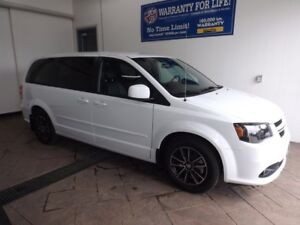 2016 Dodge Grand Caravan R/T LEATHER NAVI