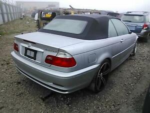 2001-2005 3 series bmws. For parts