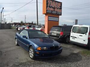 2000 BMW 3 Series 323Ci**CONVERTIBLE**182 KMS**AS IS SPECIAL***