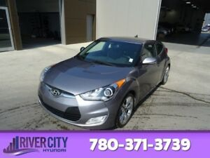 2015 Hyundai Veloster TECH AUTO Navigation (GPS),  Leather,  Hea