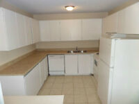 Extra large 1and 2 bedrooms with Dishwasher& underground parking