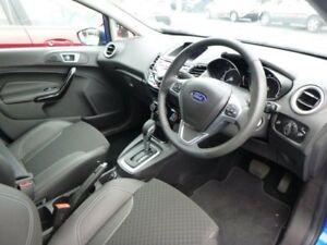 2017 Ford Fiesta WZ Sport PwrShift Blue 6 Speed Sports Automatic Dual Clutch Hatchback
