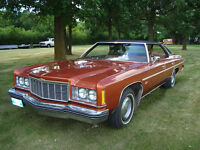 1975 Chevy Impala For Sale