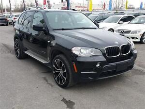 2012 BMW X5 35i, CAM, NAV, 4X4, CUIR, TOIT PANO*1 AN DE GARANTY*