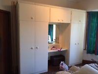 Large Built-in Wardrobe - Very Nice item!.