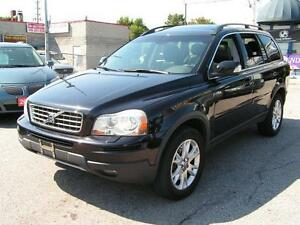 2007 Volvo XC90 6cyl 7Pass Dual DVD Great Cond.
