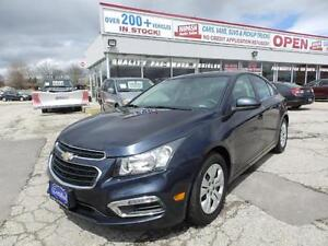 2016 Chevrolet Cruze Limited,ONTARIO CAR,REMOTE STARTER,SUNROOF