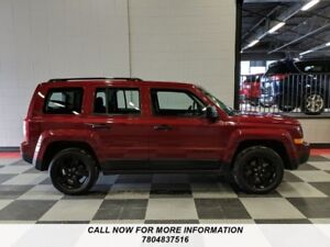 2015 Jeep Patriot 4x4 High Altitude Edition, Accident Free