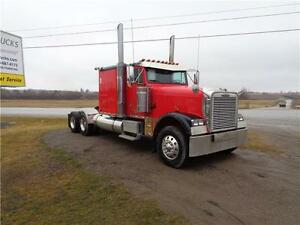 2009 FREIGHTLINER XL CLASSIC, REBUILT DETROIT Kitchener / Waterloo Kitchener Area image 5